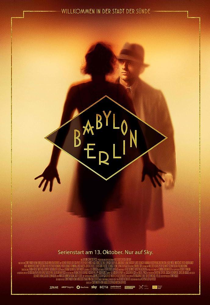 Babilonas Berlynas (1 Sezonas) (2017) online