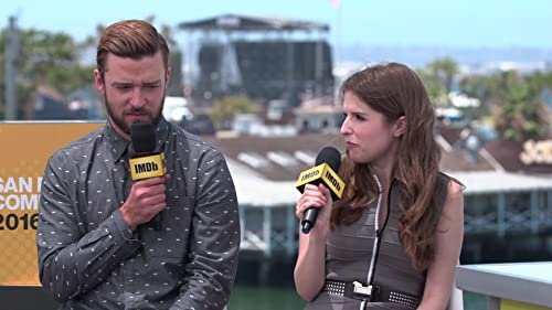 Justin Timberlake and Anna Kendrick Tease 'Trolls' at Comic-Con 2016