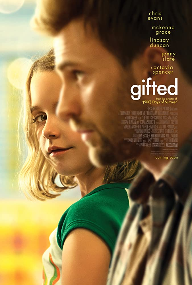 Gifted (2017) Hindi Dubbed