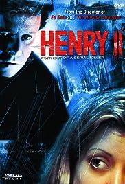 Henry II: Portrait of a Serial Killer Poster