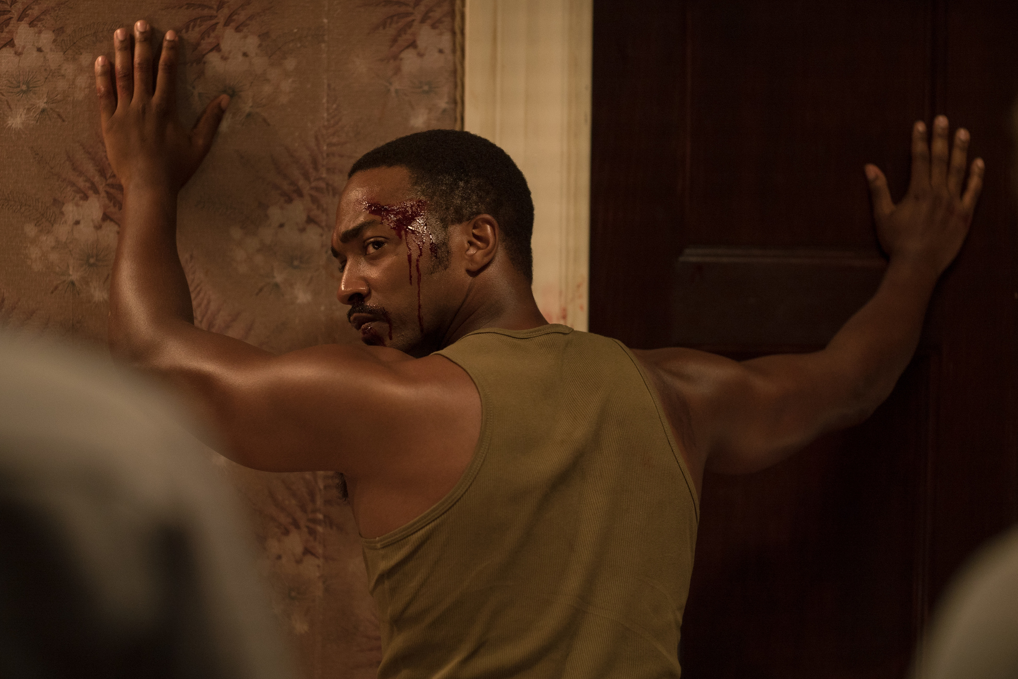 Anthony Mackie in Detroit (2017)