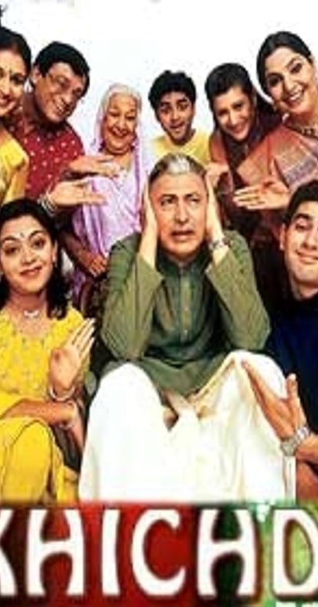 Khichdi (TV Series 2002– ) - Full Cast & Crew - IMDb
