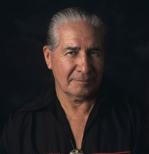 Chief Oren Lyons (Seneca Nations)