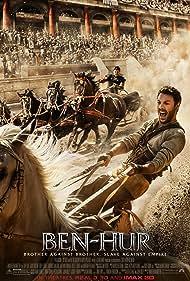 Toby Kebbell and Jack Huston in Ben-Hur (2016)
