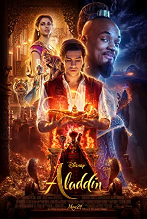 Download Aladdin (2019) {Hindi-English} HDCaM 480p [400MB] || 720p [1GB] || 1080p [2.6GB]