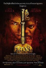 John Cusack and Samuel L. Jackson in 1408 (2007)