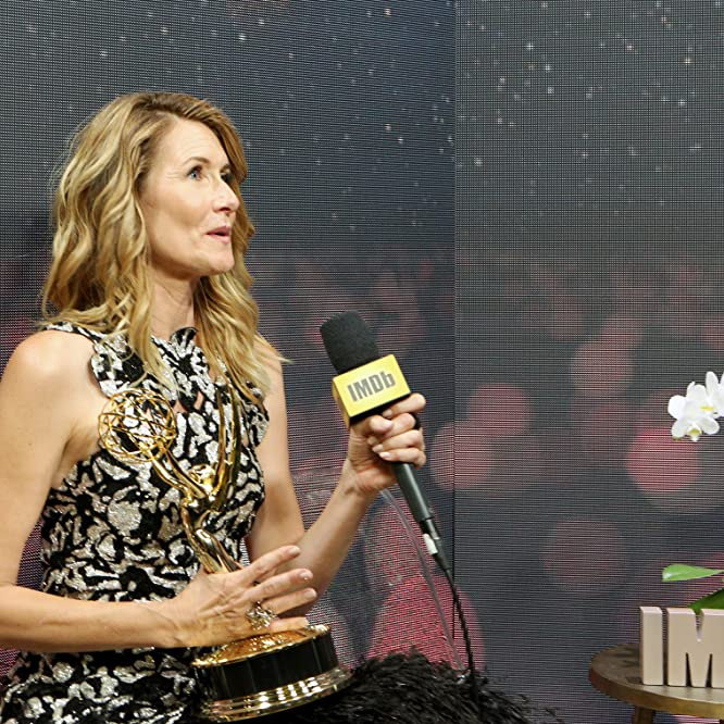 Laura Dern at an event for IMDb at the Emmys: IMDb LIVE After the Emmys 2017 (2017)