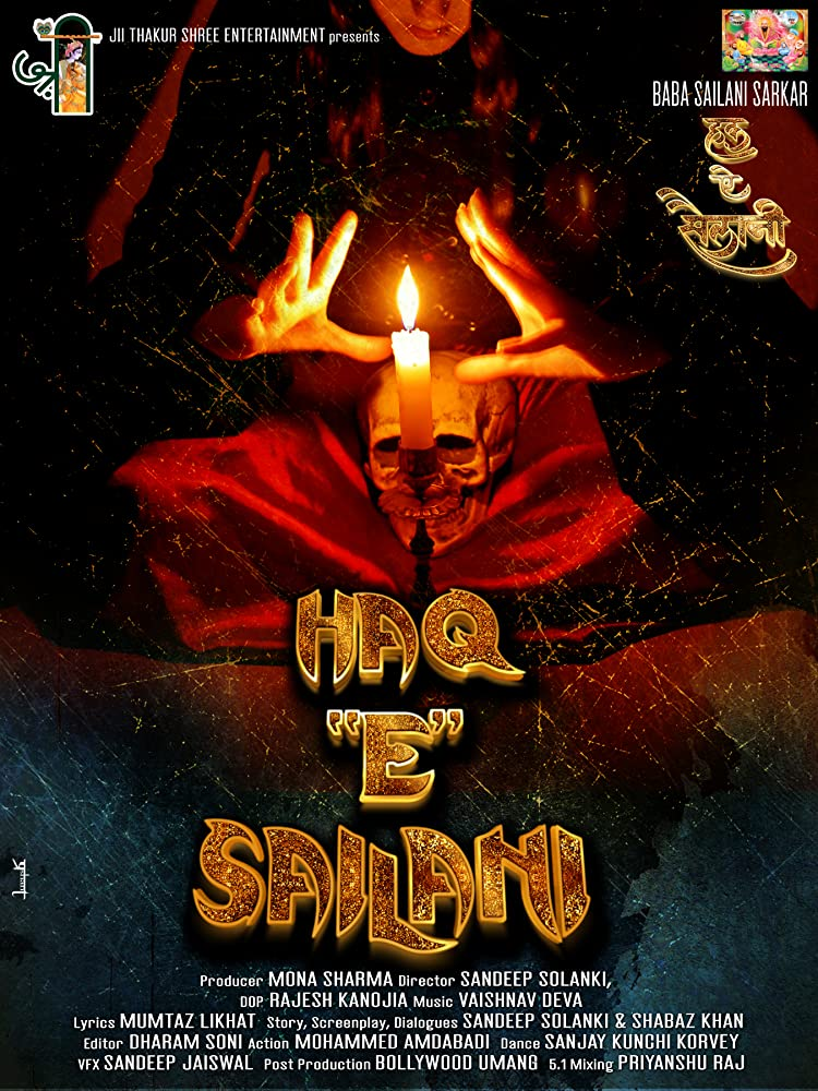 Haq E Sailani 2018 Hindi Movie 720p HDRip 900MB Free Download