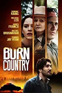 Smartmovie videos download Burn Country by James Franco [DVDRip]