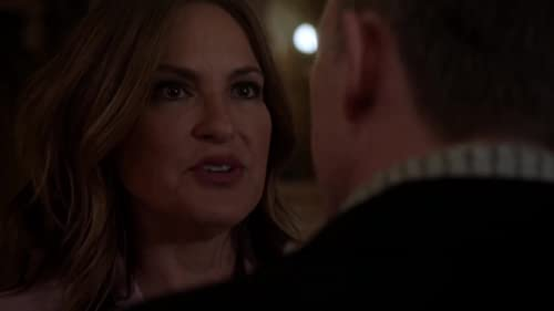 Law & Order: Special Victims Unit: Benson Gives Cassidy Strength