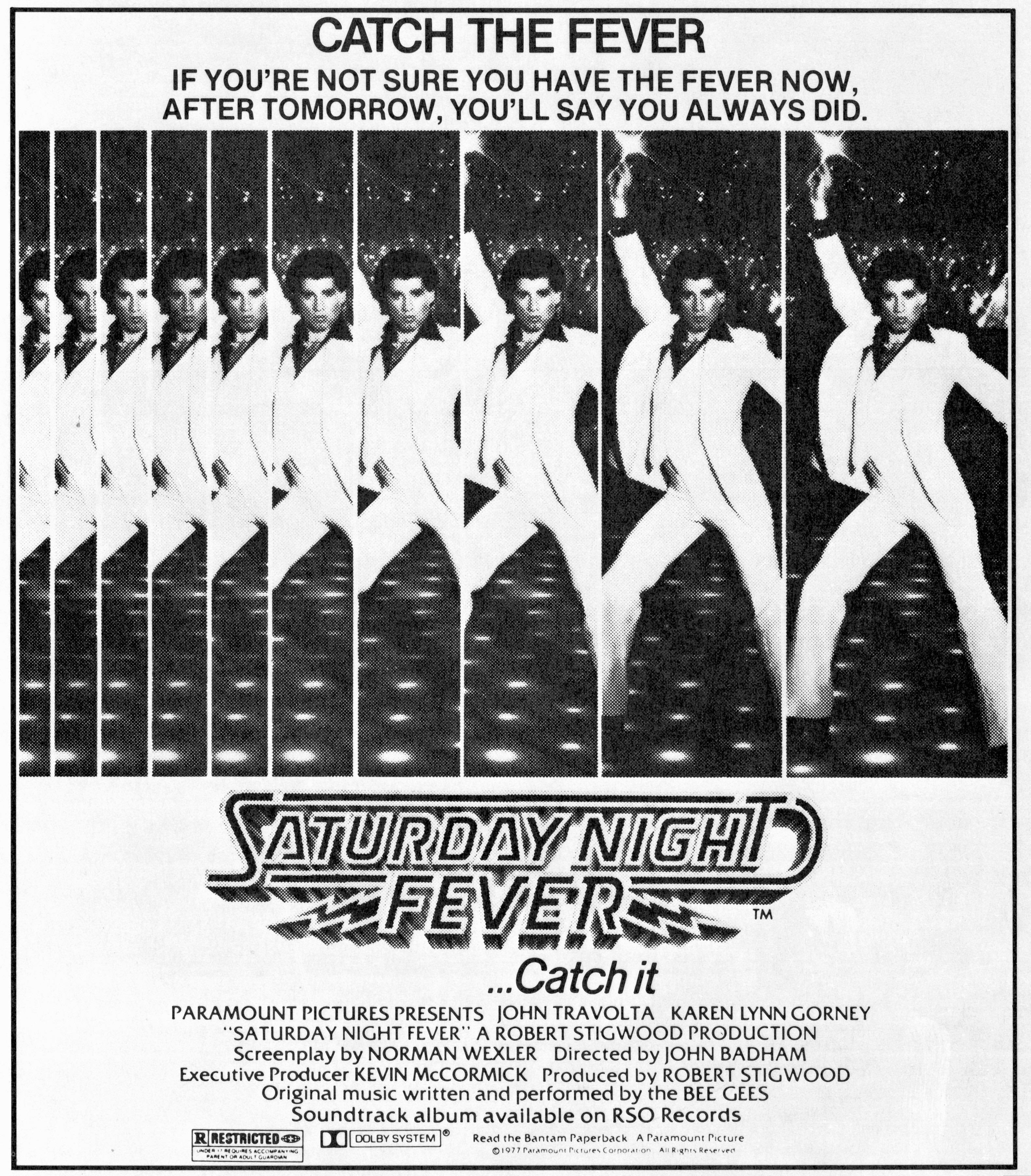 saturday night fever film download free