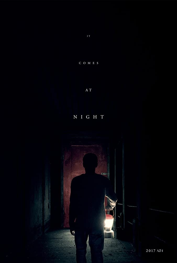 it comes at night 2017