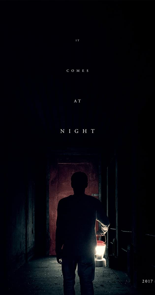 Subtitle of It Comes at Night