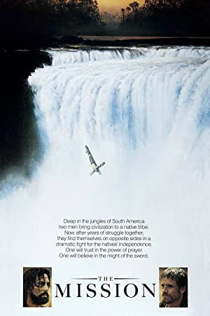 The Mission Poster Image