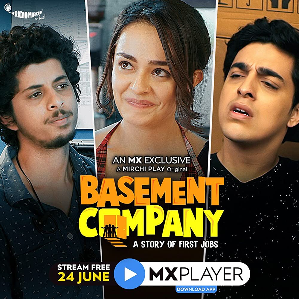 Basement Company (2020) S01 Ep(1-5) Hindi Mx original 720p HDRip Esubs DL