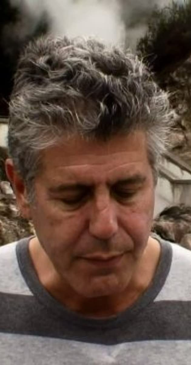 Anthony Bourdain - Explore Parts Unknown – Travel further.