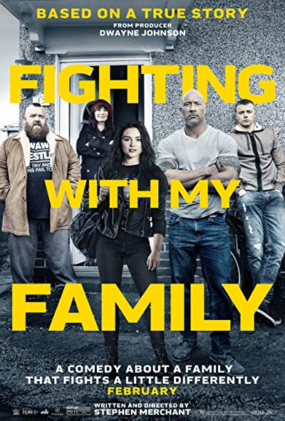 Fighting with My Family (2019) BluRay 720p & 1080p