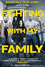 Play Free Watch Movie Online Fighting with My Family (2019)