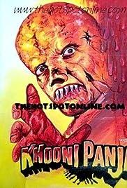 Khooni Panja (1991) film en francais gratuit