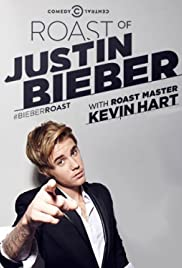 Comedy Central Roast of Justin Bieber Poster