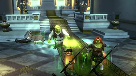 Shrek Forever After: The Game (Video Game 2010) - IMDb