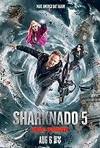 Primary image for Sharknado 5: Global Swarming
