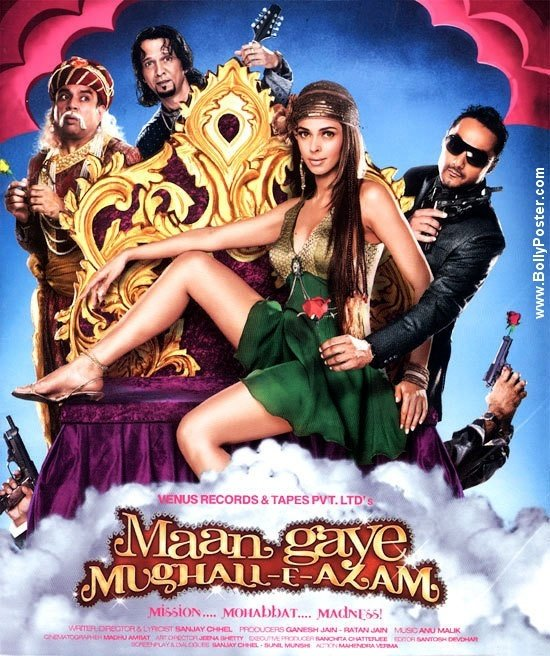 Maan Gaye Mughal-e-Azam 2008 Hindi 720p HDRip x264 1.2GB Free Download