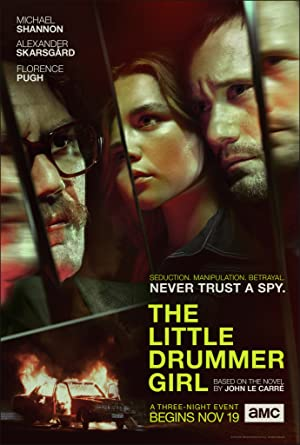 View The Little Drummer Girl - Season 1 TV Series poster on 123movies