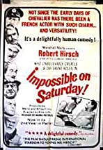 Impossible on Saturday