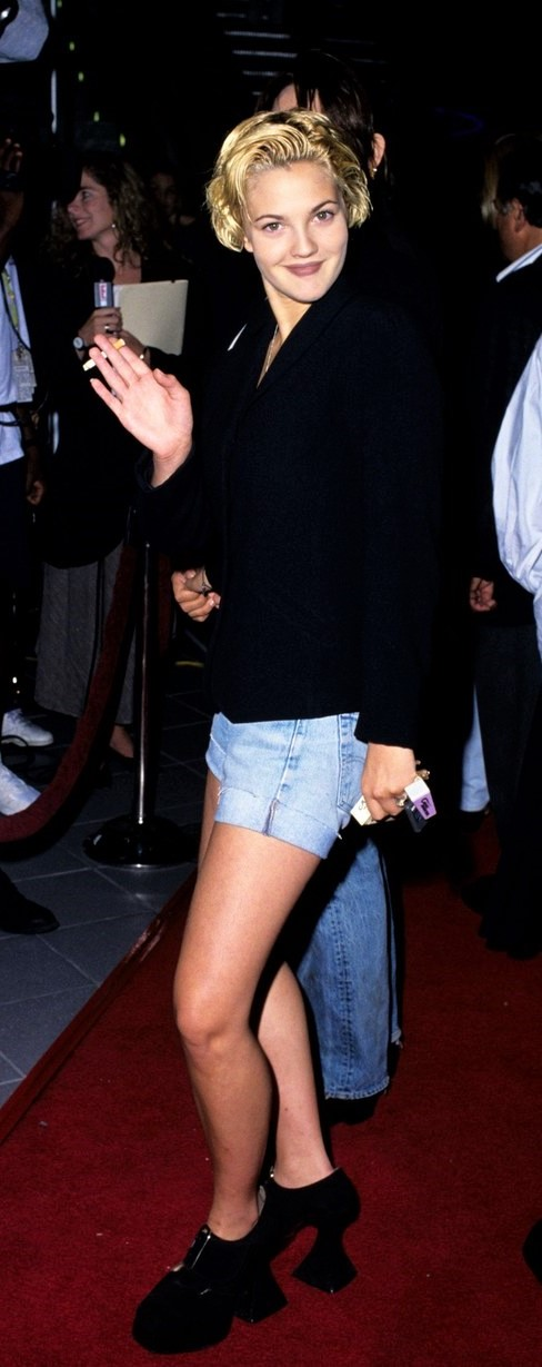 Drew Barrymore at an event for Reservoir Dogs (1992)
