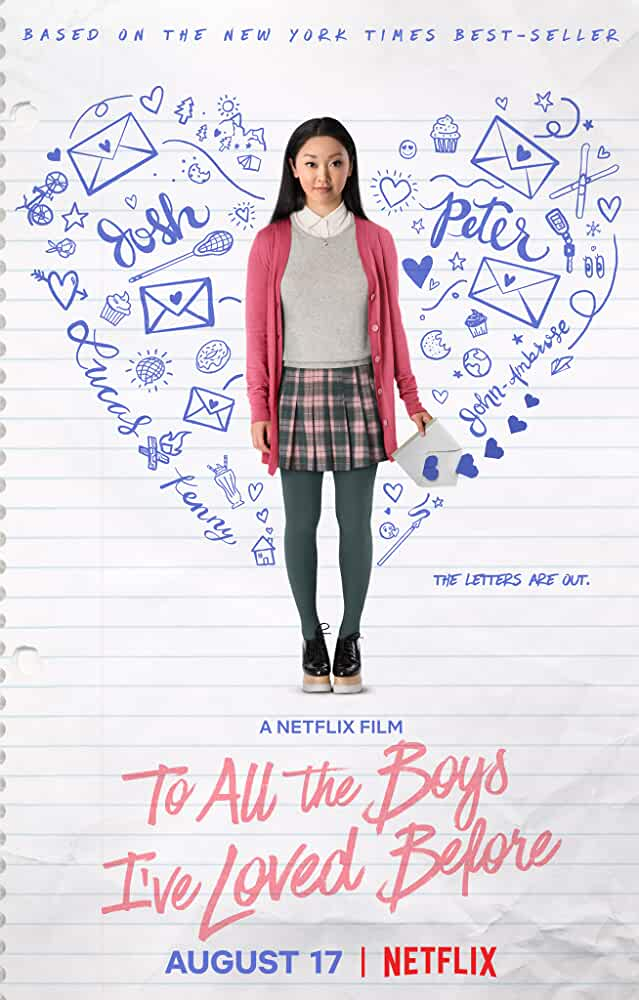 To All the Boys I've Loved Before (2018) in Hindi