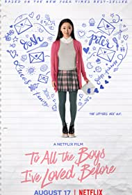 Lana Condor in To All the Boys I've Loved Before (2018)