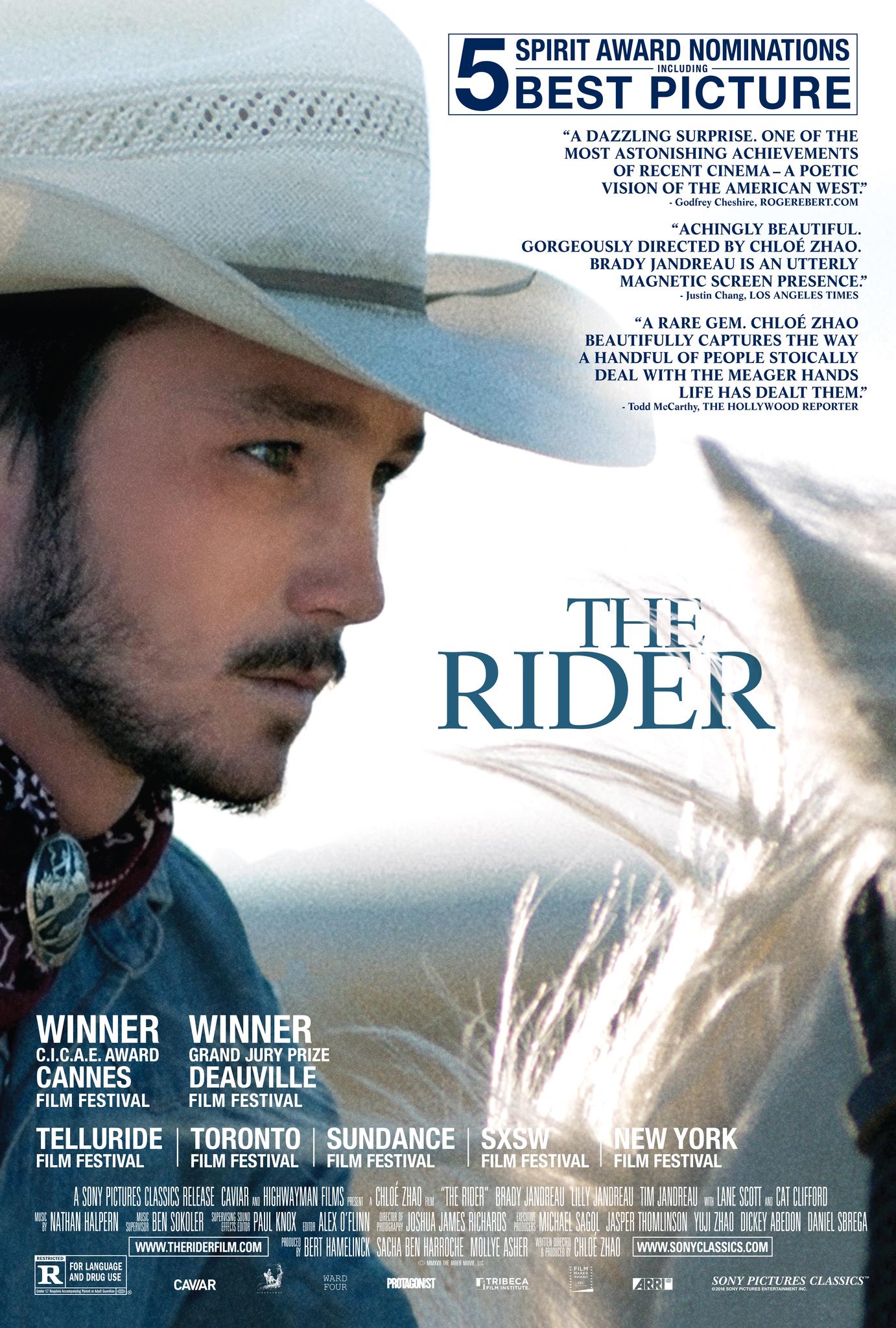 The Rider (2017) BluRay 720p & 1080p
