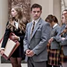 Hermione Corfield, Finn Cole, and Lucy Appleton in Slaughterhouse Rulez (2018)
