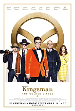 Download Kingsman: The Golden Circle (2017) {Hindi-English} 480p [450MB] || 720p [1.4GB] || 1080p [2.5GB]