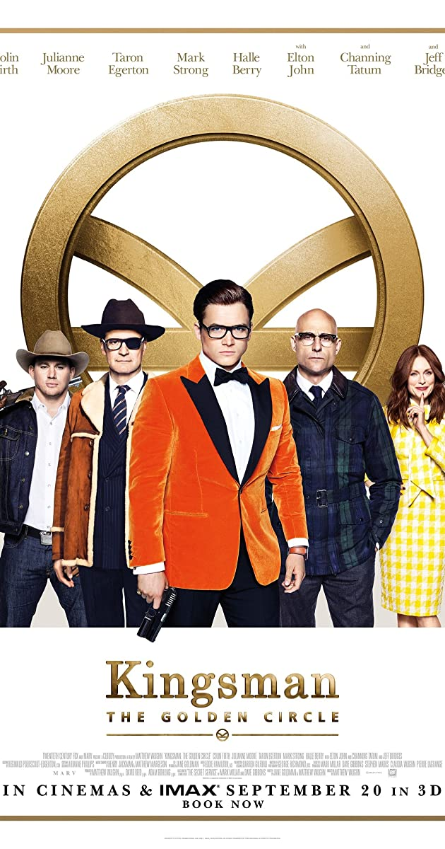Kingsman: The Golden Circle Torrent Download