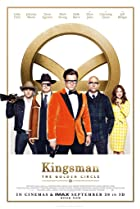 Kingsman: The Golden Circle (2017) Poster