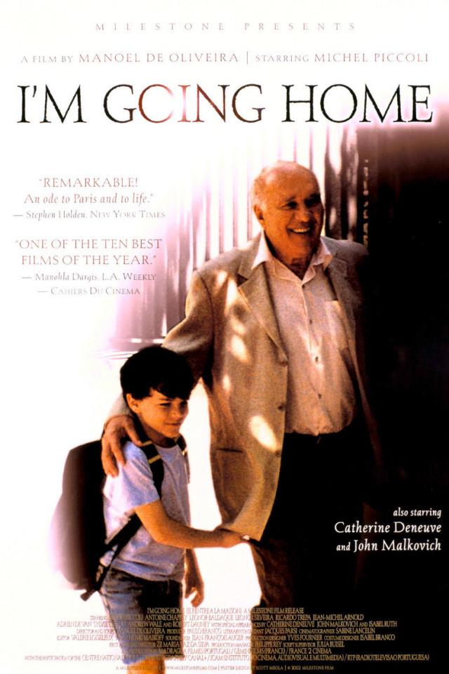 Je rentre à la maison (2001)