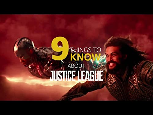 9 Things to Know About 'Justice League'