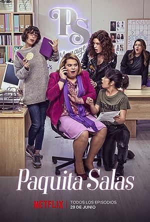 Where to stream Paquita Salas