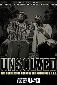 Tupac Shakur, James J. Zito III, Marcc Rose, and Wavyy Jonez in Unsolved (2018)
