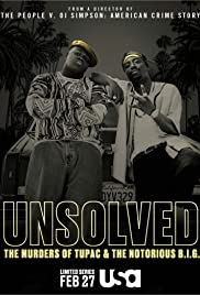 Unsolved: The Murders of Tupac and the Notorious B.I.G. Poster