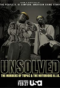 Primary photo for Unsolved: The Murders of Tupac and the Notorious B.I.G.