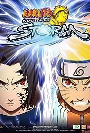Naruto: Ultimate Ninja Storm Poster