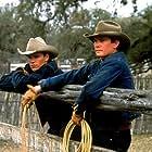 Matt Damon and Henry Thomas in All the Pretty Horses (2000)