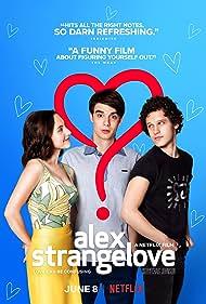 Daniel Doheny, Antonio Marziale, and Madeline Weinstein in Alex Strangelove (2018)