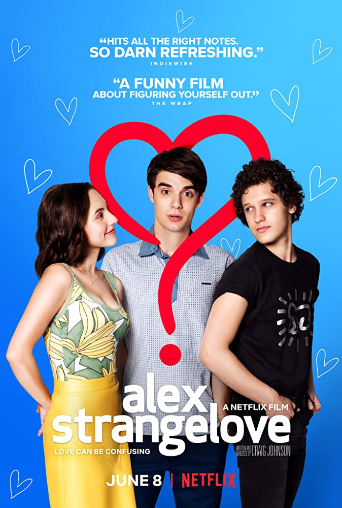 image Alex Strangelove (2018) Full Movie Watch Online HD Print Free Download