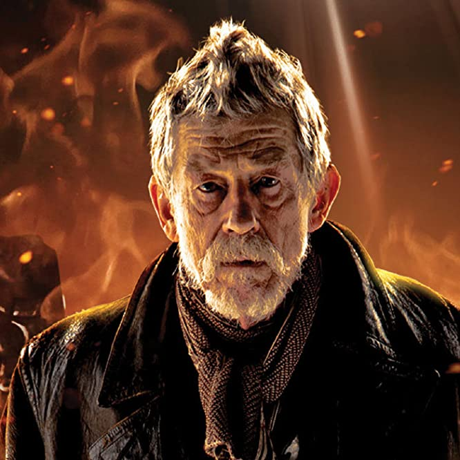 John Hurt in Doctor Who (2005)