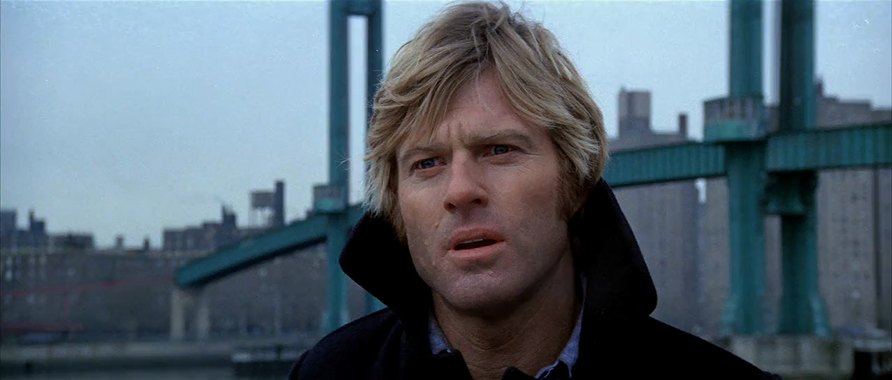 Robert Redford in Three Days of the Condor (1975)