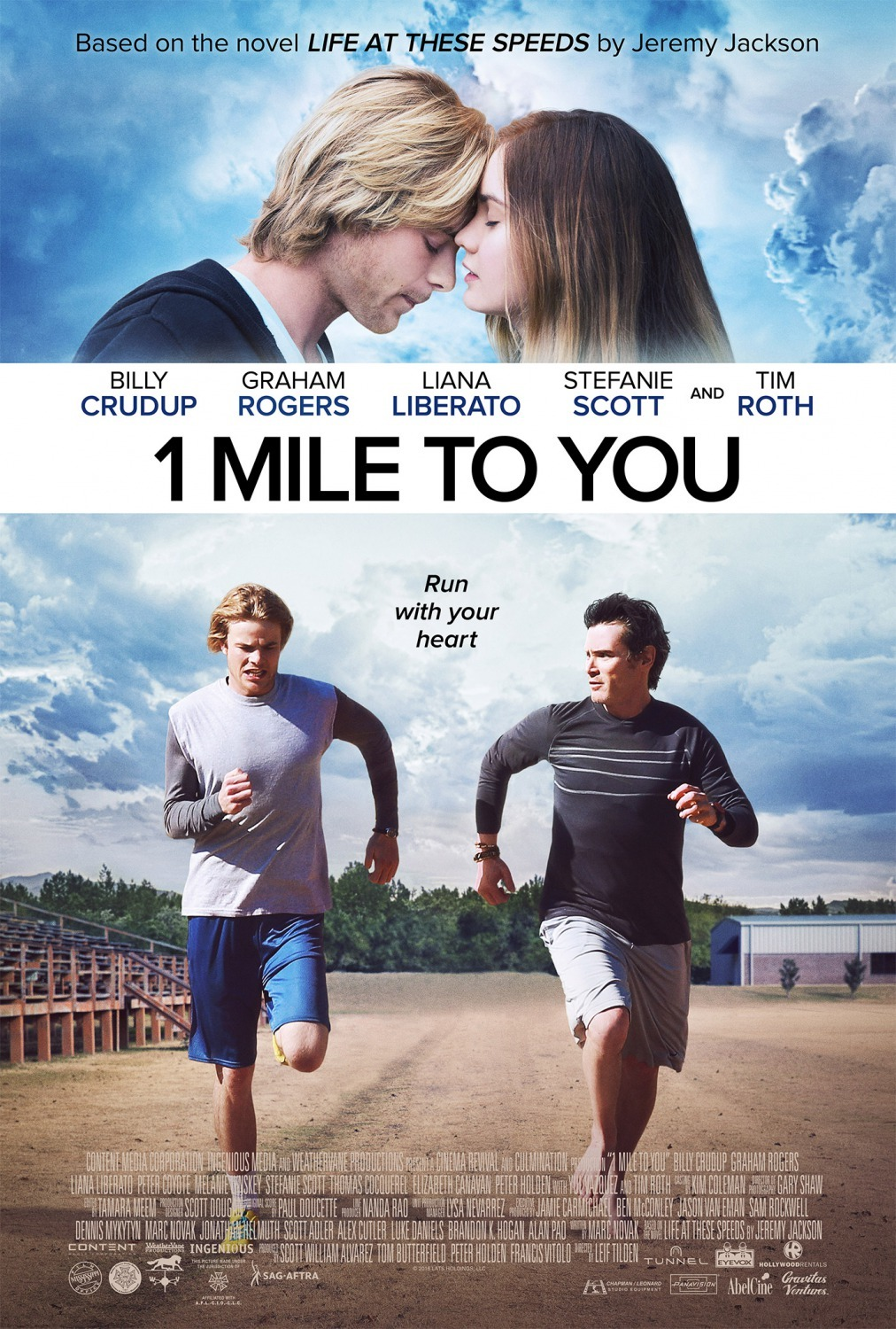 1 Mile to You (Corazón de un corredor) (2017) | DVDRip Latino HD GoogleDrive 1 Link